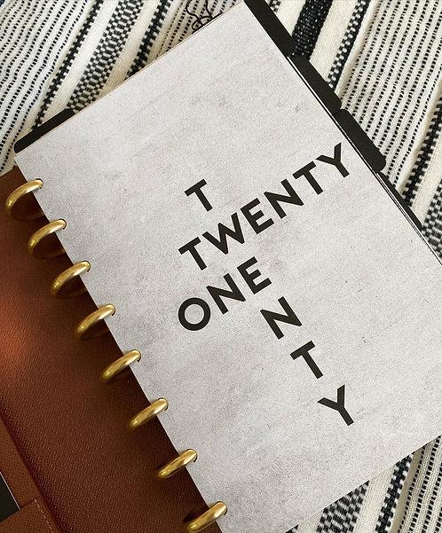 Twenty Twenty One Dashboard
