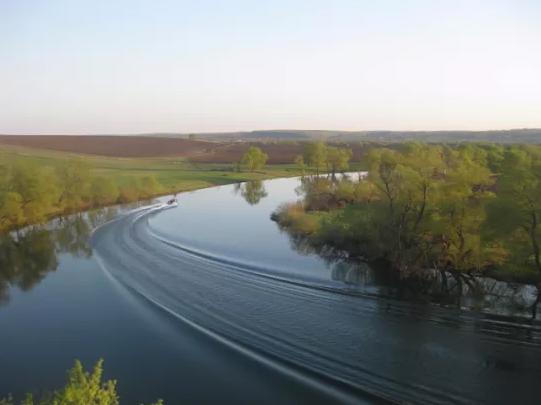Сплав по реке Зуша