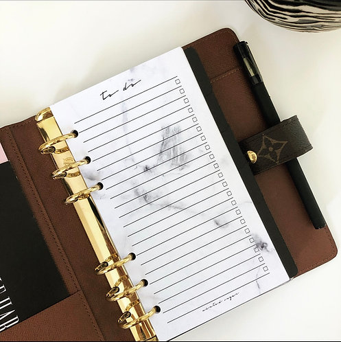 The To Do Notepad