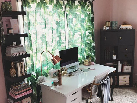 Minted Sugar Office