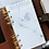 Thumbnail: Administrative Lined Notepaper
