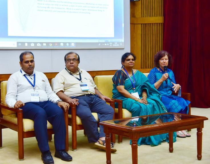 Anindo Bhattacharjee, Dr Sanjoy Mukherjee, Dr Sonali Mohan & Dr Rosalind Pearmain