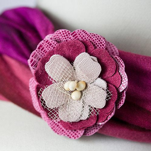 Med. Pink Flower