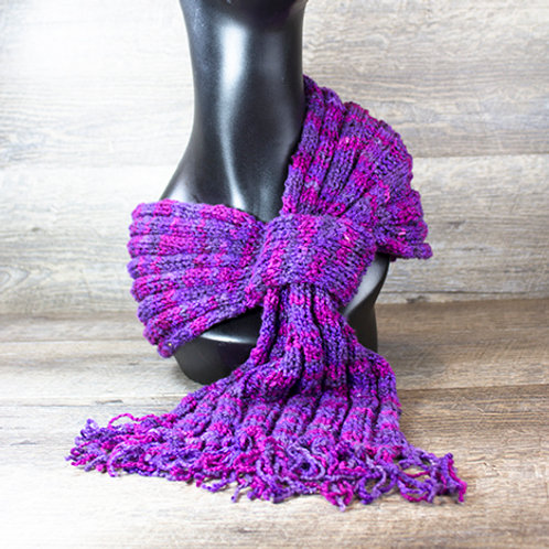 Lariat Scarf Instructions (PDF)