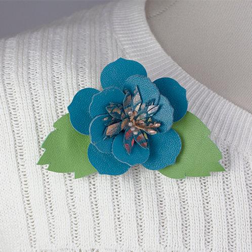 Blue Spring Blossom
