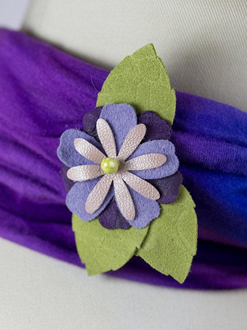 Little Purple Flower
