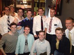Actual Mormon Missionaries