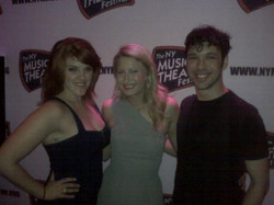 Opening NYMF Party