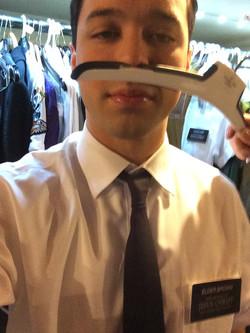 Hanger Mustache
