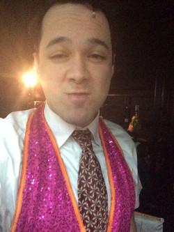 Selfie in the Magic Vest