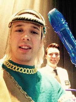 Mormon and Adam Ray