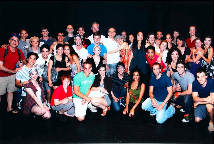 West Side Story Cast