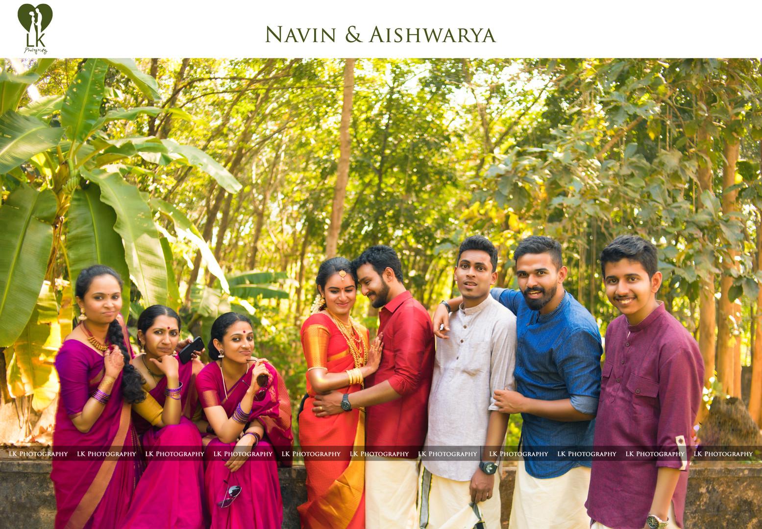 Naveen & Aishwarya