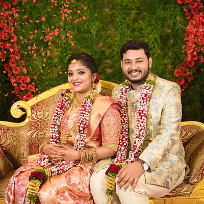 Saravanan & Aishwarya