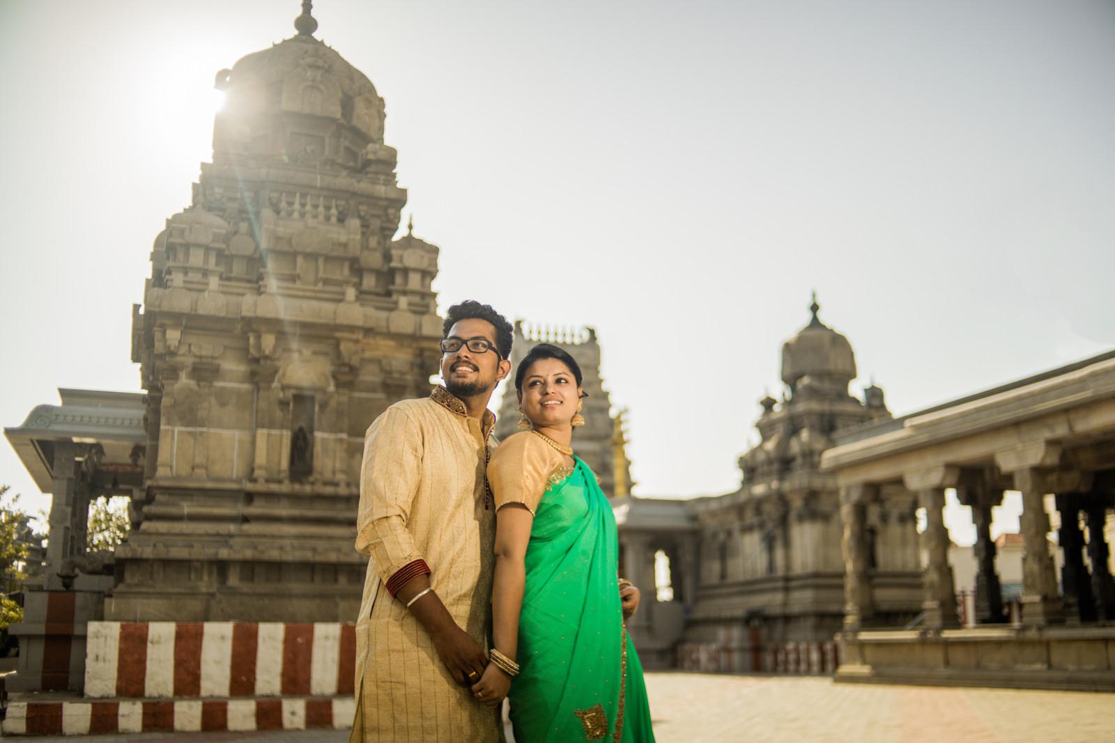 Vinith & Mahalakshmi