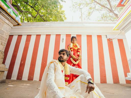 Saravana & Manjula <3