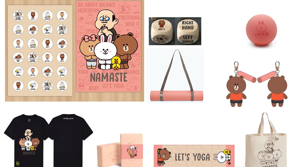 Deluxe Yoga Pack