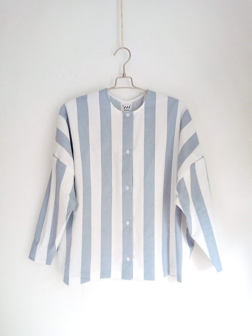Big stripe shirt