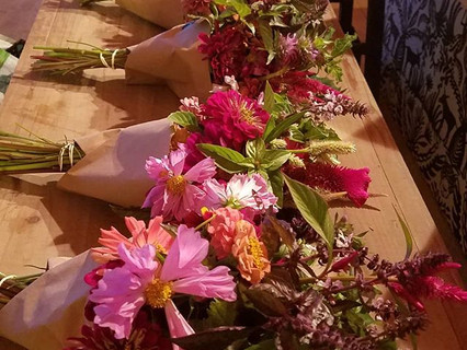 Oh fantastically whimsy bouquets...you a