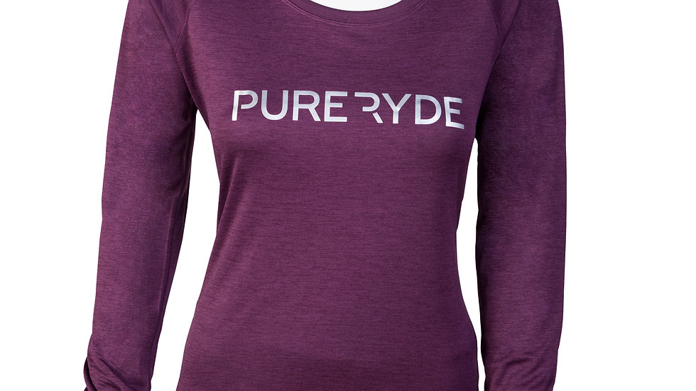 PURERYDE Long Sleeve