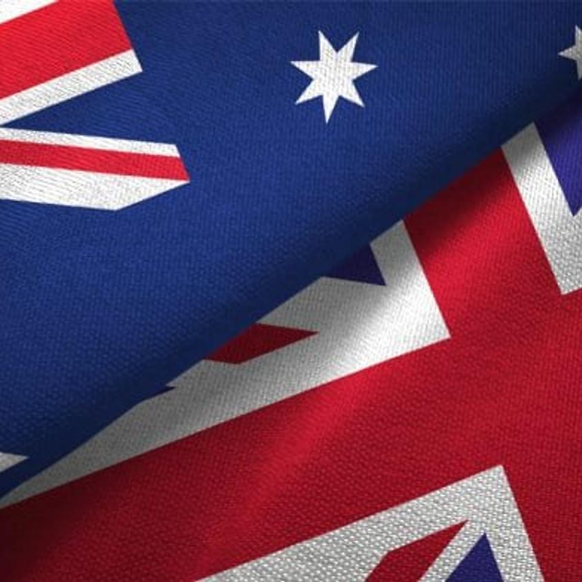Education Fair Australia & UK