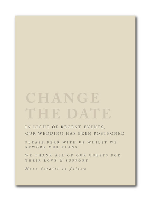 Change the Date Digital Download - Harvest Collection