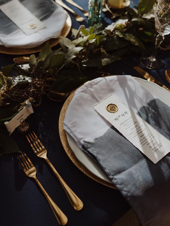 cotton rag wedding