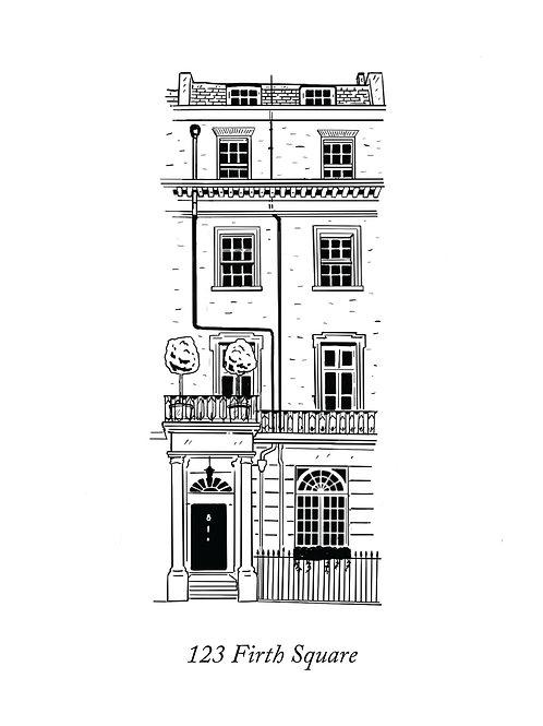 Custom Home Illustrations - Digital Download