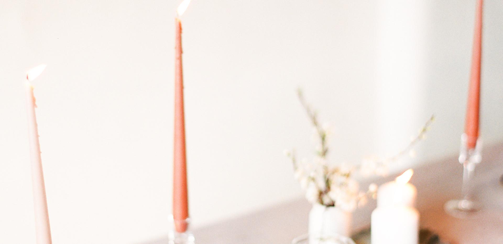 minimal wedding stationery