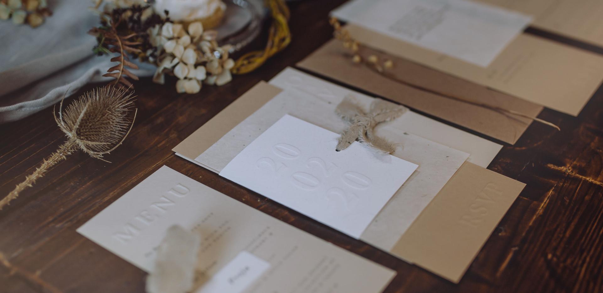 scandi wedding