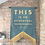 Thumbnail: Wedding Flag with Tassels