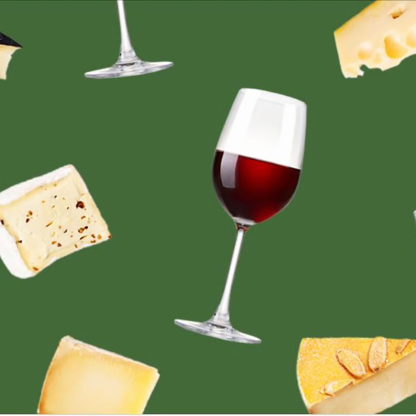 Wine and Cheese Networking Event