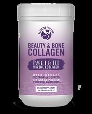 Beauty & Bone Marine Collagen Bottle Tra