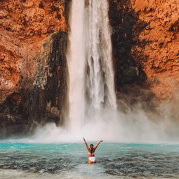 A Beginner's Guide to Hiking Havasu Falls