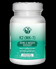 K2 (MK-7) Bottle Mock-Up Transparent (1)
