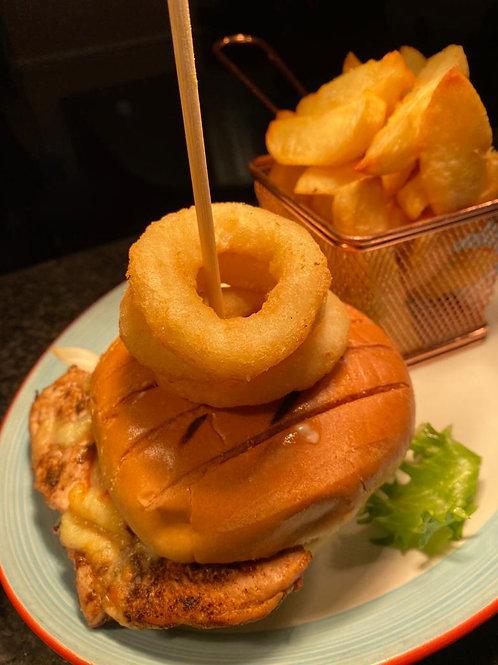 Nag's Head Popular Burger