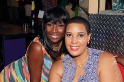 KiKi Shepard and LaTonia Robinson