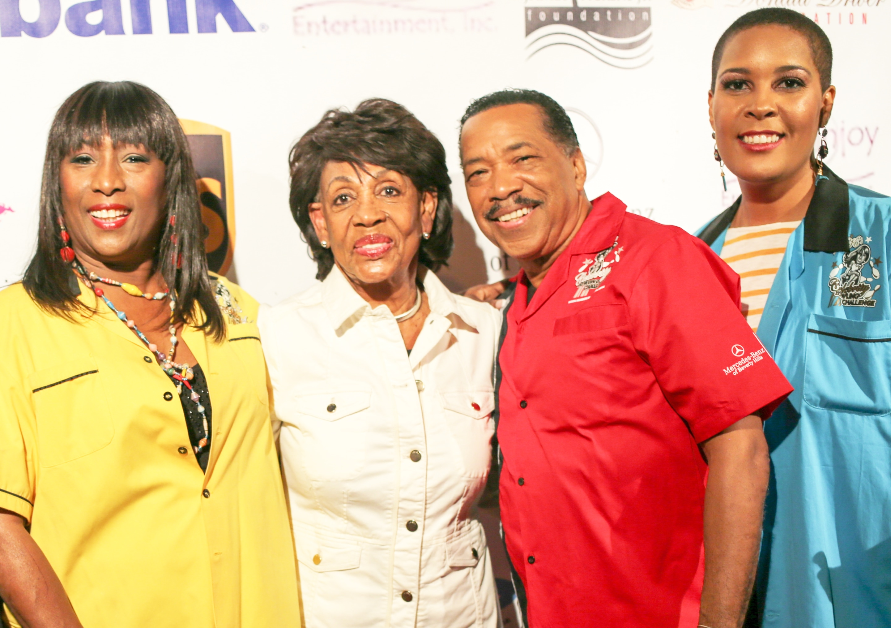 RedCarpet CongresswomanMaxineWaters