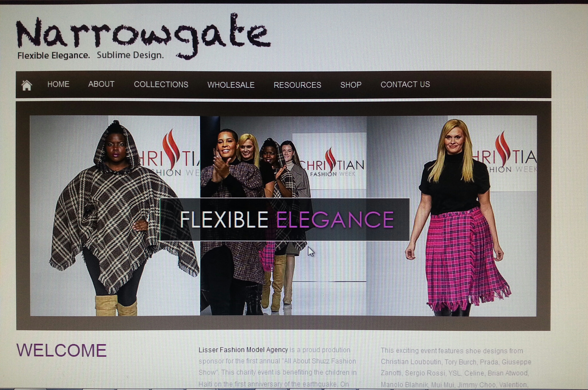 Narrowgate Fashion Screen Shot