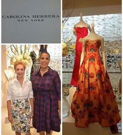 Carolina Herrea and LaTonia Robinson