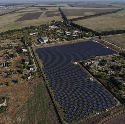 Bilhorod-Dnistrovskyi Solar (2018)