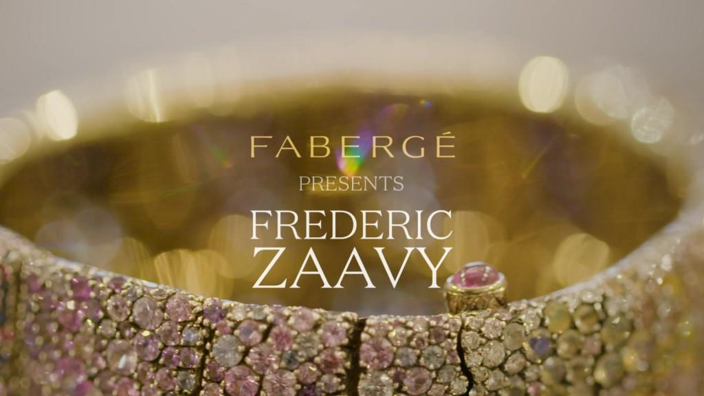 Faberge Film on Frederic Zaavy