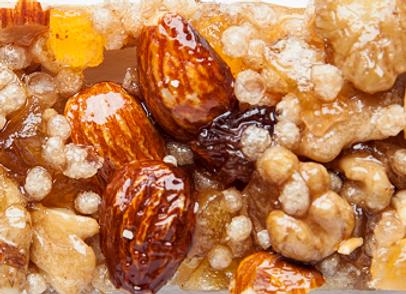 Knowbar - Almonds,Apple,Cinnamon,Sultanas