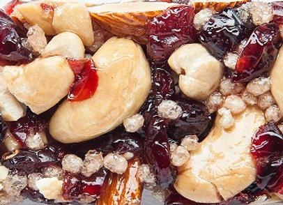 Knowbar - Cashews,Almonds & Cranberries