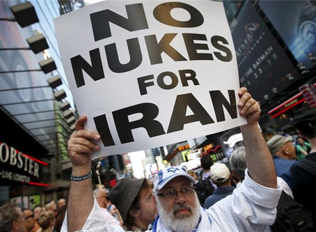 Being an Iranian and going nuclear...