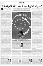 """Yorum röportaj: """"Türkiyeli AB resmi nasıl görünüyor?"""""""