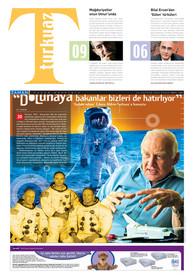 """Röportaj - Edwin Buzz Aldrin: """"Dolunaya bakanlar bizleri de hatırlıyor."""""""