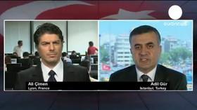 Siyaset Bilimci Adil Gür ile röportaj - Euronews.