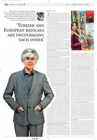 "Interview - Geert Mak : ""Turkish and European radical encouraging each other."""