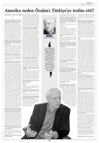 """Röportaj - Martin van Bruinessen: """"Amerika neden Öcalan'ı teslim etti?"""""""